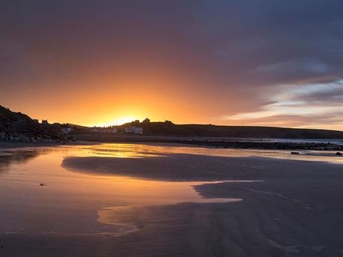 Aberdaron sunset